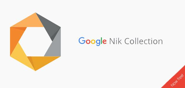 Google Nik Collection diventa gratuita