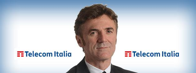 Telecom Italia, Flavio Cattaneo nuovo Ad