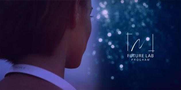 Sony apre il Future Lab: prototipi di nuovi dispositivi intelligenti