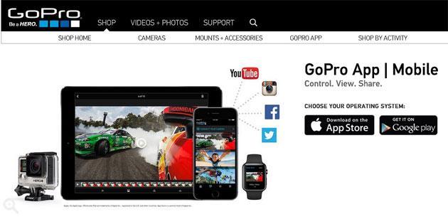GoPro termina di supportare Windows Phone