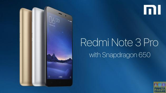Recensione Xiaomi Redmi Note 3 Pro, versione potenziata di Redmi Note 3