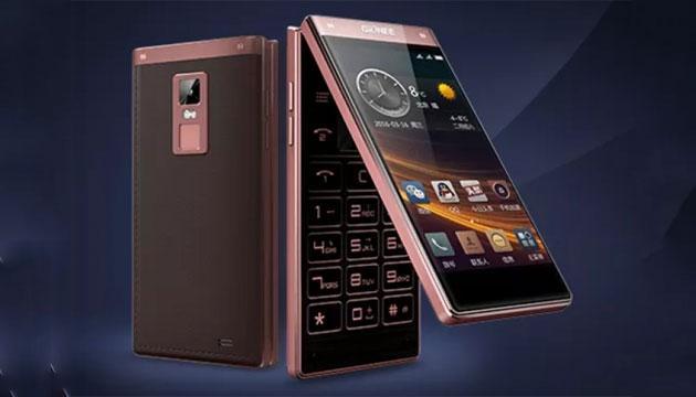 Gionee annuncia flip phone W909 e S8 con Force Touch