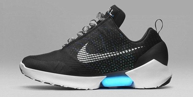 Nike HyperAdapt, la prima scarpa che si allaccia da sola dal 28 Novembre in vendita