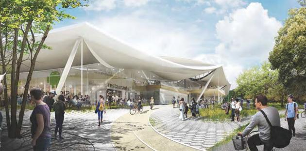 Google, futuristico e green il nuovo campus a Mountain View