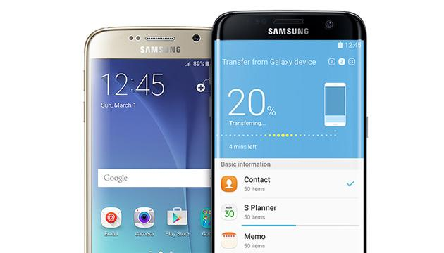 Android e TouchWiz occunano 8GB di spazio su Samsung Galaxy S7