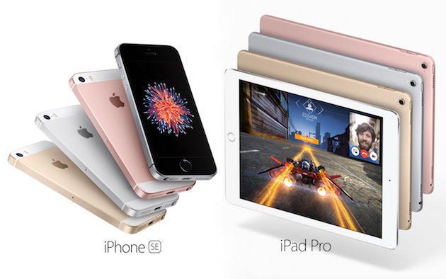 iPhone SE ed iPad Pro 9.7 saranno un successo ma Apple poteva fare molto meglio