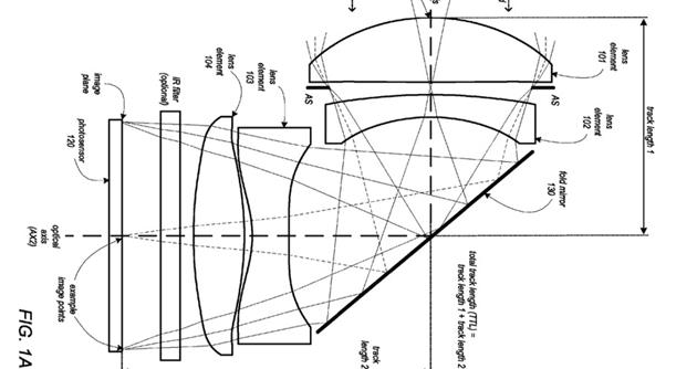 Apple brevetta fotocamera con zoom ottico senza obiettivo sporgente