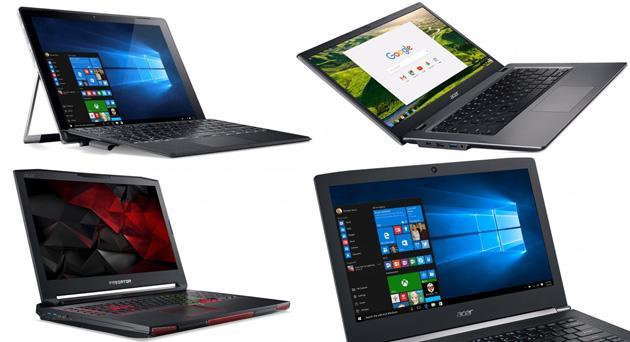 Acer lancia Predator 17X e G1, 2in1 Alpha 12, Aspire S 13, Chromebook 14