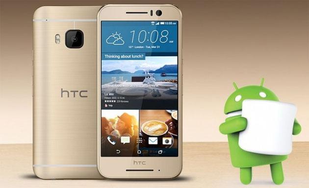 HTC One S9, Android 6 da 5 pollici Full HD e Helio X10 SoC per 499 euro