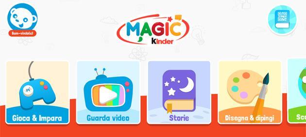 Magic Kinder, risolto bug che rendeva vulnerabile app usata dai bambini