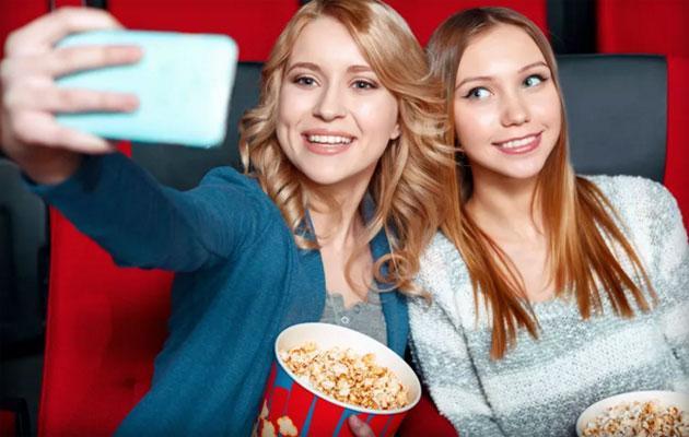 USA, in arrivo cinema con sale dove usare lo smartphone