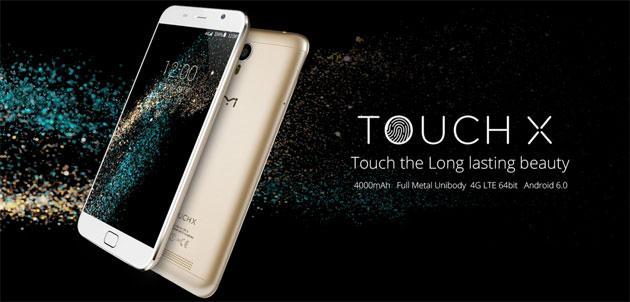 UMI Touch X, smartphone di fascia media per tutte le tasche