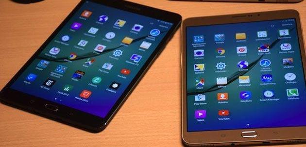 Samsung rilascia versione aggiornata di Galaxy Tab S2 con prestazioni migliorate