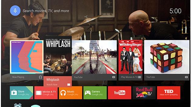 Google rilascia Android TV app per iOS