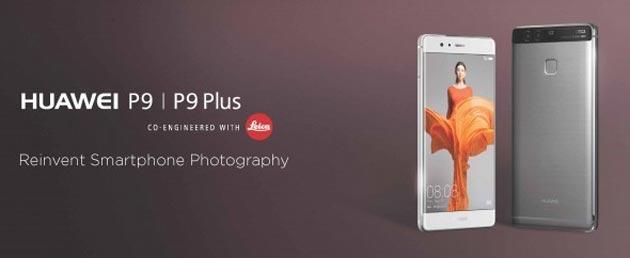 Huawei P9 e P9 Plus superano 12 milioni di vendite