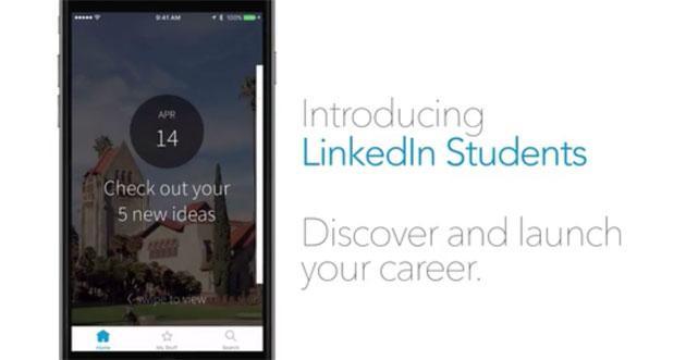 LinkedIn Students aiuta gli studenti a trovare il lavoro adatto