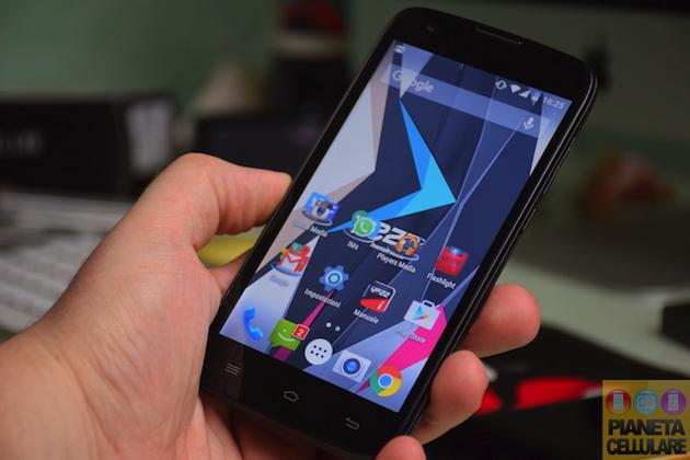 Recensione Yezz Andy 5EL LTE, Smartphone Android Low Cost