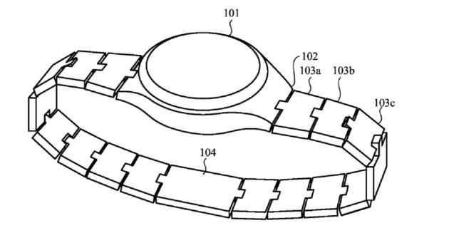 Apple Watch con batteria nel cinturino modulare in futuro