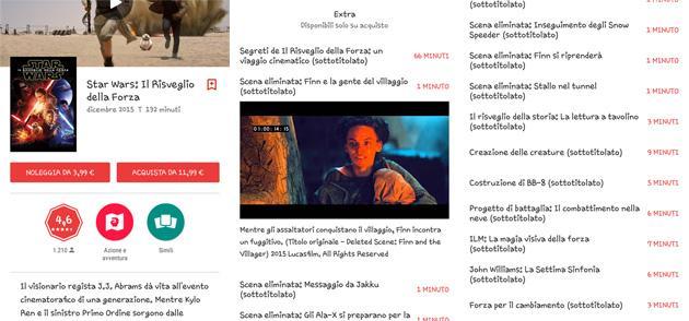 Google Play Film: Contenuti Extra e Pacchetti di film