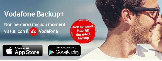 Vodafone Backup+ si rinnova con Realtimes