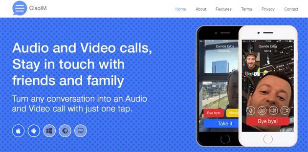 CiaoIM, il Whatsapp italiano disponibile per iOS, Android