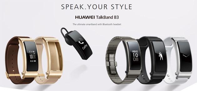 Huawei TalkBand B3: Smartwatch, Fitness Band e auricolare