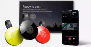 Google Chromecast, arriva il nuovo modello 2018 di 3a generazione con Bluetooth e Wi-Fi migliorato