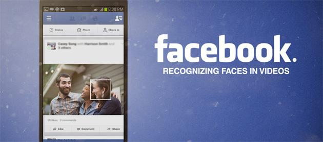 Facebook, in arrivo Tag automatici nei Video
