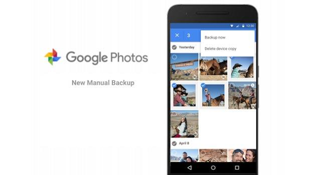 Foto Google Foto per Backup di Foto e Video come si usa, Differenza tra Alta qualita' e Originale