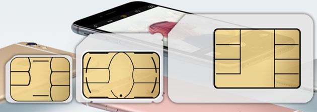 Come inserire SIM su iPhone e iPad
