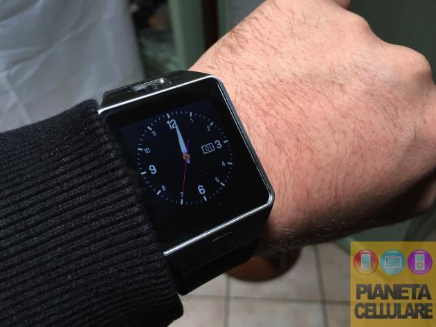 Recensione Hannspree Prime Smartwatch con Micro Sim e Micro SD