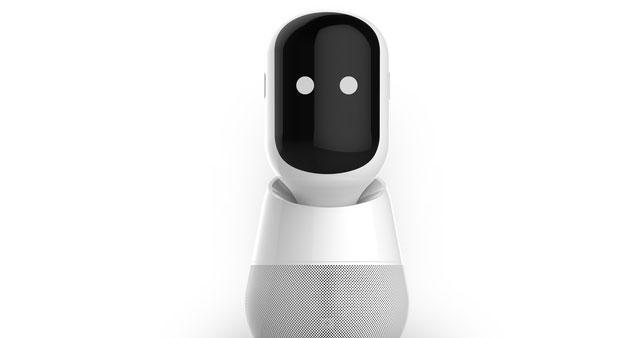 Samsung presenta Otto, un robot assistente personale