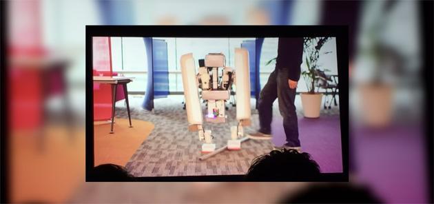 Schaft di Google presenta nuovo robot bipede