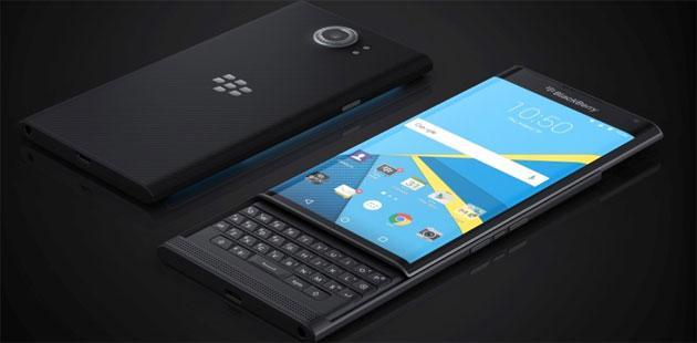Blackberry PRIV, termina il supporto del produttore