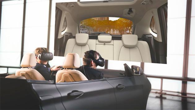 BMW utilizza HTC Vive per progettare i nuovi veicoli