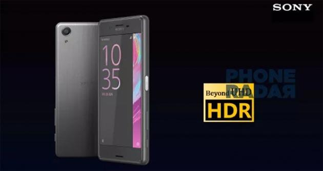 Sony Xperia X Premium arriva con display HDR