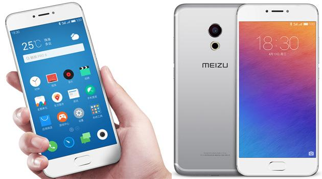Meizu Pro 6s ufficiale con 4GB di RAM, flash a 10 LED, 3D Press