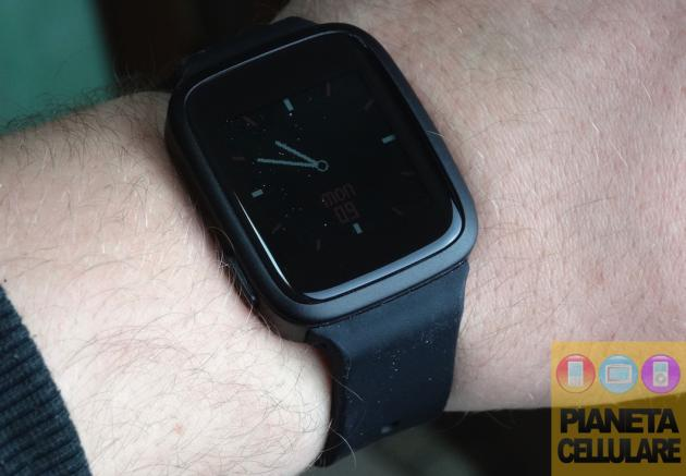 Recensione Sma Watch-Q E, Smartwatch per Android ed iOS