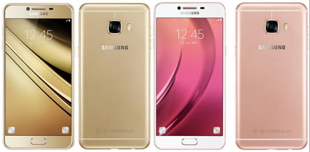 Samsung Galaxy C9 atteso entro fine anno