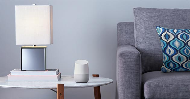 Foto Google Home e Amazon Echo supporteranno le chiamate vocali