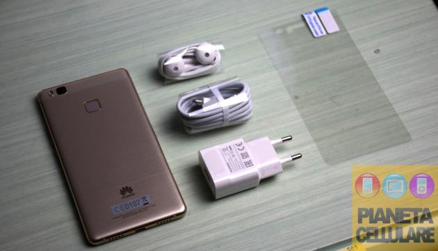Unboxing Huawei P9 Lite, versione economica di P9