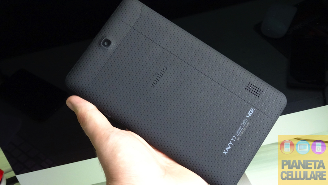 Recensione Vonino Xavy T7, Tablet Android LTE Low Cost che telefona