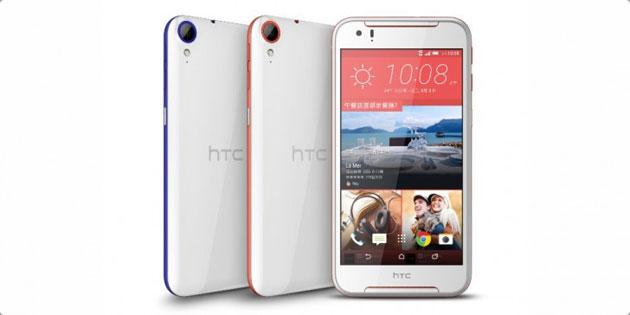 HTC Desire 830 ufficiale con display 5.5 FullHD, speaker BoomSound, CPU octa-core