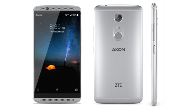 ZTE Axon 7 e ZTE Axon 7 Mini