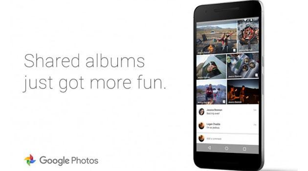 Google Foto, come commentare Foto e Album condivisi