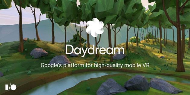 Daydream la Realta' Virtuale di Google su Android