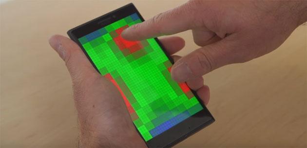 Microsoft Pre-Touch, tecnologia che anticipa il tocco sul display