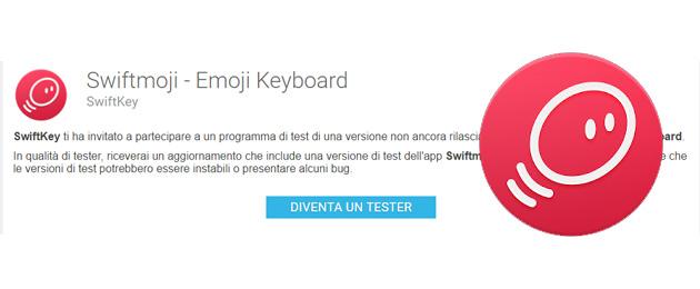 Swiftmoji, tastiera SwiftKey che prevede le emoji ora in beta