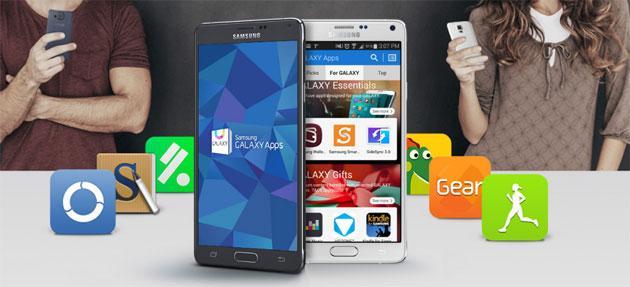 Samsung Galaxy Apps, come disattivare le notifiche spam