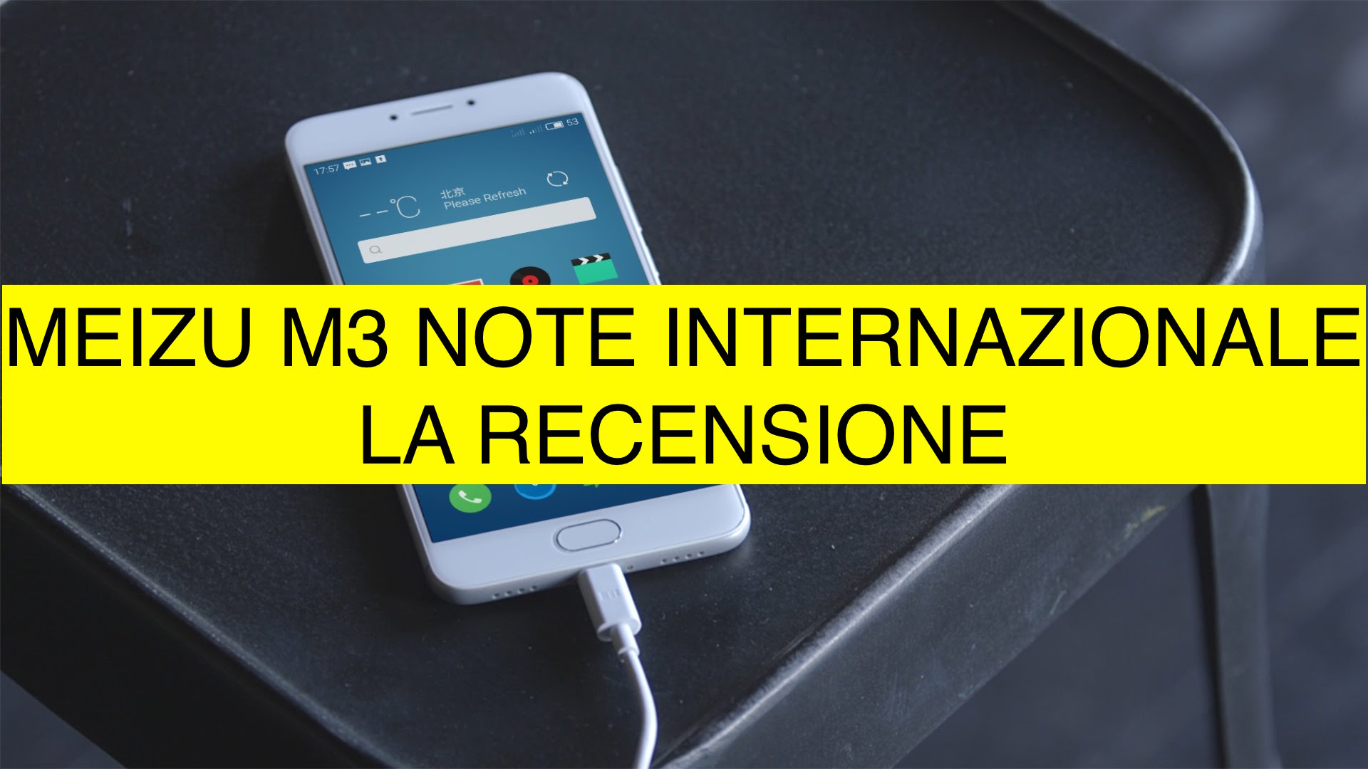 Recensione Meizu M3 Note con ROM Internazionale